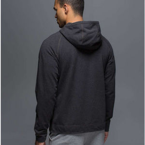 Lululemon | Rival Hoodie Heathered Black